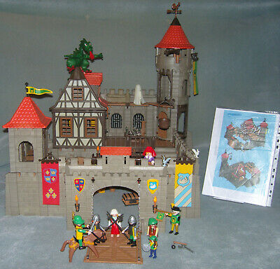 Playmobil 3666 Castle Parts HOUSE FLOOR SQUARE LARGE BT Kings Medieval Knights I