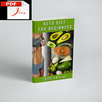 The Complete Keto Diet Plan for Beginners Cookbook Keto Recipe Book 2020 PDF