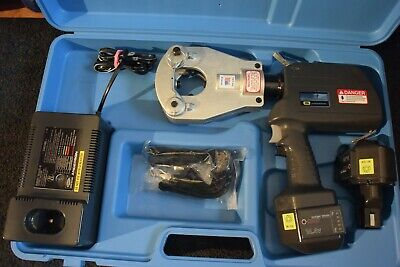 Anderson Versa 4 Point Dieless Hydraulic Crimper 14V Model VC6-FT-BP MAYBE USED?