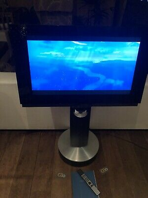 Bang & olufsen Beovision 7-32-Dvd MK4 Black Edition! With Beolab 7.4 &Floorstand