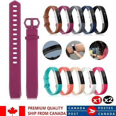 For Fitbit Alta HR Band Replacement Wrist Silicone Bands Watch Small Large Ace