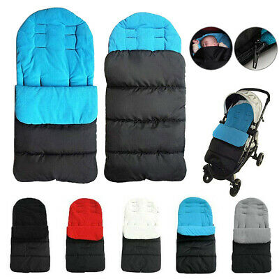 Baby kids Toddler Universal Footmuff Cosy Toes Apron Liner Buggy Pram Stroller