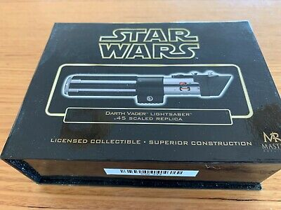 STAR WARS™ Darth Vader Master Replicas 0.45 Scale Lightsaber