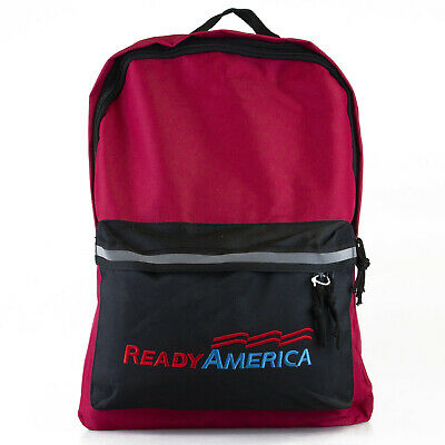 Ready America Cold Weather Survival Kit with Backpack