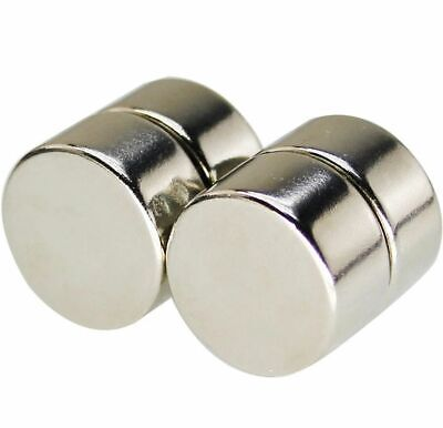 N35 Neodymium Magnets ~ 3mm Dia x 2mm Thick ~ QUALITY STRONG Round DISC Cylinder
