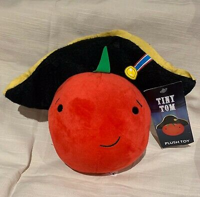 NEW Tiny Tom Tomato Plush Soft Toy 2019 Aldi Christmas Advert Kevin The Carrot