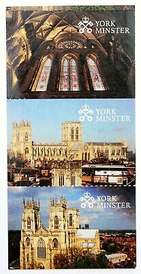 York Minster Cathedral Attraction Visitor Admission Ticket Valid Until15/06/2020