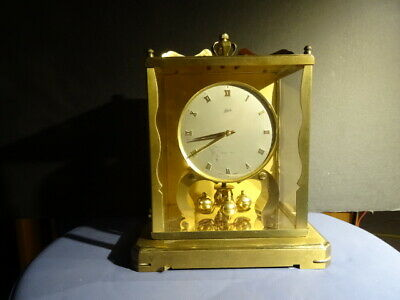 SCHATZ 1000 DAY CLOCK, Complete, Working Perfect and Clean, wt Key