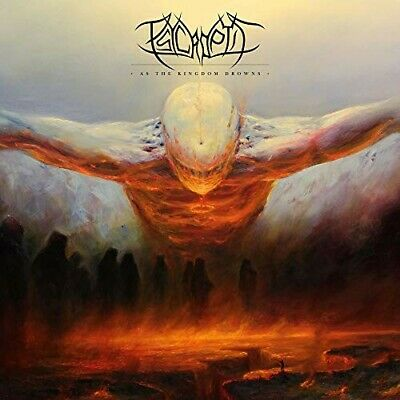 Psycroptic - As The Kingdom Drowns [New CD]