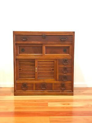 Antique Japanese Chest. Tansu/Dansu