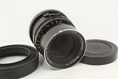 """""""N MINT"""" MAMIYA SEKOR C 180mm f/4.5 1:4.5 Telephoto Lens for RB67 PRO PRO S SD"""