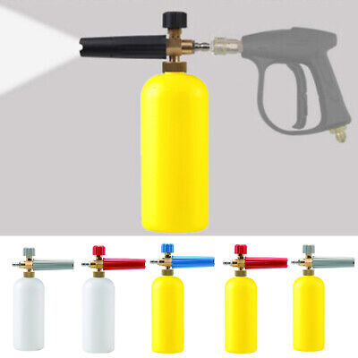 High Pressure Washer Snow Foam Soap Sprayer Car Wash Bottles Tools Accessories