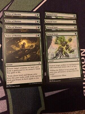 4 x Natural State 136//184 Common - Oath of the Gatewatch
