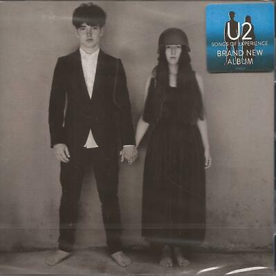 U2 - Songs Of Experience (CD) NEW/SEALED