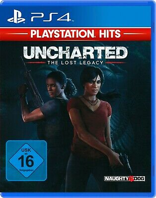 Uncharted: The Lost Legacy - Paystation 4 (NEU & OVP!)