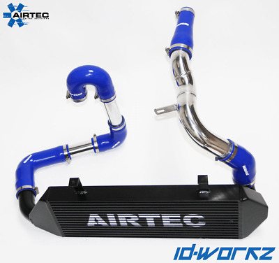AIRTEC Uprated Front Mount Intercooler Kit Vauxhall Opel Astra H MK5 1.9 CDTi