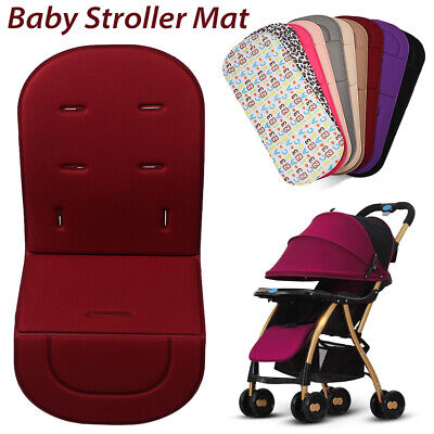 Rainbow Pad Baby Stroller Mat Child Car Seat Pad Kid Feeding Chair Cushion
