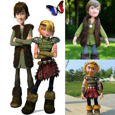 How to Train Your Dragon 3 Enfant Hiccup Personnage Jouet Poupée Festival Cadeau