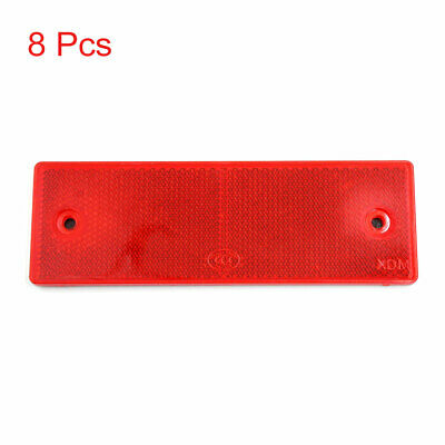 25//50mm Night Safety Warning Stickers Reflective Tape High Visibility Caution