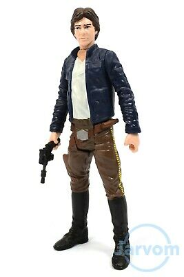 Star Wars Saga Legends SL24 Bespin Outfit Han Solo Loose Complete