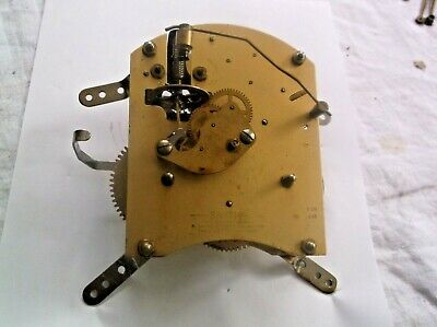 SMITHS FLOATING BALANCE MECHANISM  FROM A MANTLE CLOCK SPARES/REPAIR ref A99