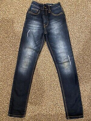 Boys Next Denim Skinny Jeans Age 8