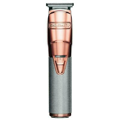 Babyliss Pro FX788RG RoseFX Metal Lithium Professional Cordless Hair Trimmer