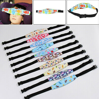 Baby Safety Car Seat Sleep Nap Aid Child Kid Head Protector Belt Support Hold✔GQ