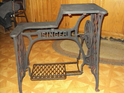 Singer 29-4 base Treadle pedestal for Leather sewing machine