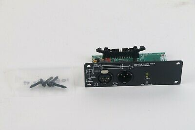 Meyer Sound 64.084.021.01.B Looping Audio Input Card