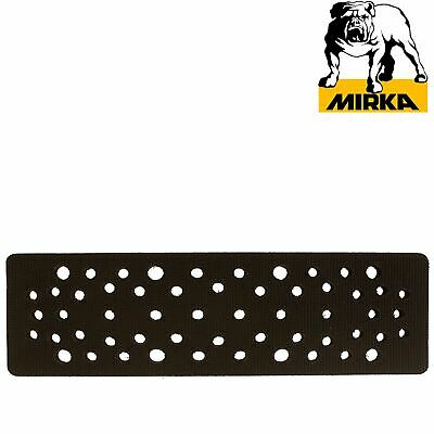 Mirka 8299701011 70x198mm x 10mm 56 Hole Flexible Sanding For Round Surfaces
