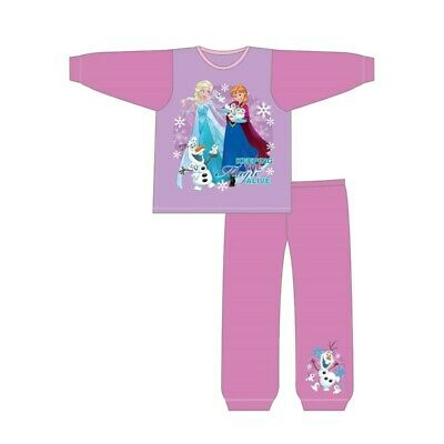 Girls Official Disney Frozen Pyjamas Pajamas PJs Gift Age 18-24 Months