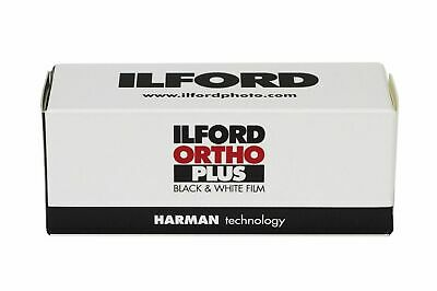 Ilford Ortho 80 120