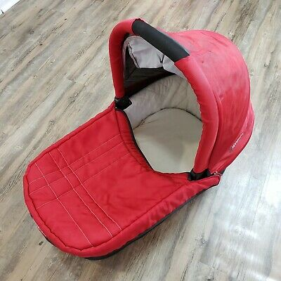 Uppababy Vista 2014 & Earlier Baby Stroller Bassinet Attachment + Mosquito Net
