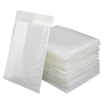 25-1000 Poly Bubble Mailers Envelopes Padded Protection Shipping Bag Multi Sizes