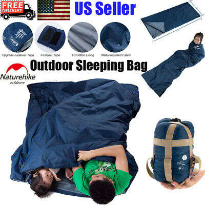 Naturehike Portable Outdoor Camping Sleeping Bag for Spring Summer Autumn X9I7