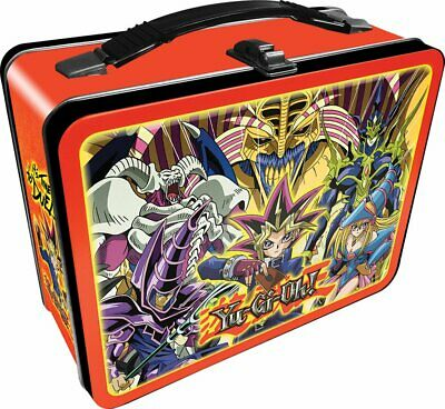 Yu-Gi-Oh! Large Embossed Funbox Lunchbox