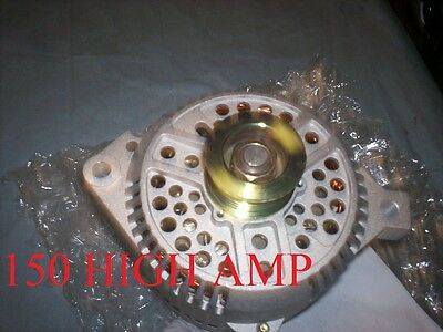 1 ONE WIRE FORD MUSTANG Bronco 3G LARGE CASE ALTERNATOR Picku HIGH AMP Generator