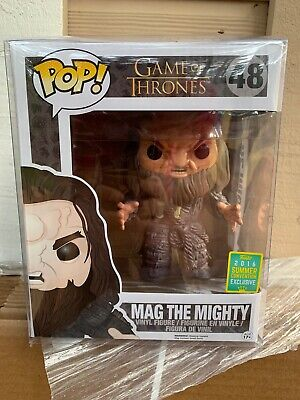 SDCC 2016 Exclusive Funko Pop! Game Of Thrones 6 Inch Mag The Mighty Giant *NEW