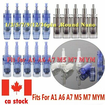 For Dr.Pen A6 A1 A7 Needles Cartridges,Tips For Electric Derma Pen Micro Needles
