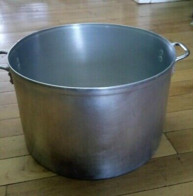 Very large Commercial cooking pot