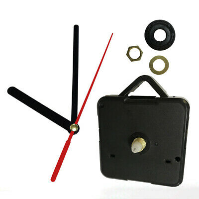 1pc Clock Movement Professional Plastic Silent Watch Parts for Hotel Office Home