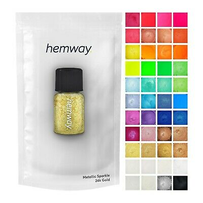 Nail Powder Pigment Hemway Gel Makeup Cosmetic Safe - 3.9g / 0.15oz Magpie