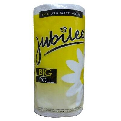 New 819711  Jubilee Big Roll Paper Towel 90Ct 2 Ply (24-Pack) Disposable Cheap