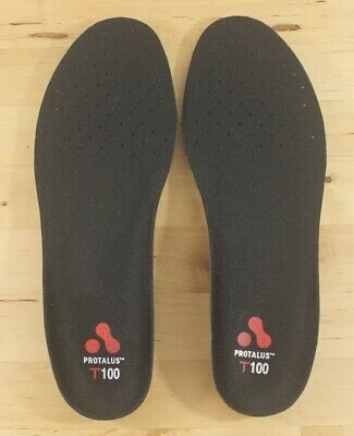 Protalus T100 Shoe Insoles Mens 7.5 Womens 9 Running Walking Arch Supports NEW