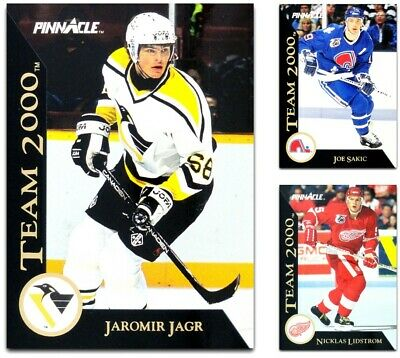 1992-93 Pinnacle Team 2000 **** PICK YOUR CARD **** From The SET