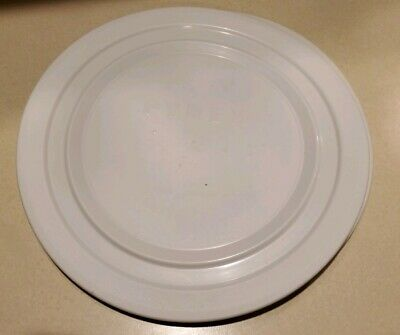 Pyrex Plastic Lid Replacement for glass bowl #7404-PC 4.5 Quart white Cover
