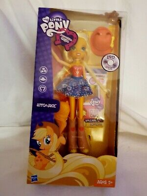 My Little Pony Equestria Girls Apple Jack 9 Inch Basic NiB