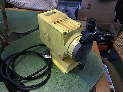 LMI Milton Roy Metering Pump Model  A-341 158S