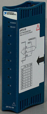 National Instruments cFP-TC-120 Compact FieldPoint Thermocouple Input Module